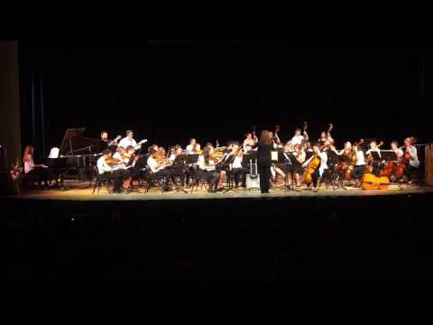 Stairway to Heaven - Skinner Advanced Orchestra