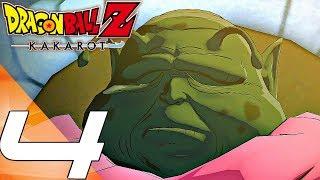 DRAGON BALL Z KAKAROT - Gameplay Walkthrough Part 4 - Namek 7 Dragon Balls (PS4 PRO)