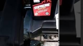 Отзыв о моторном масле Petro-Canada SUPREME 5W-30 для Kia Cerato