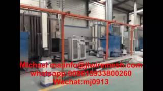 pvc production line kingkong mesh