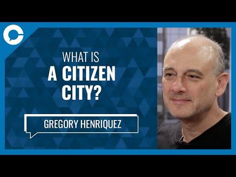 Vancouver Architect Gregory Henriquez - What is a Citizen City?