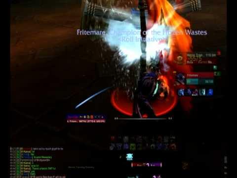 Death knight 21/50 strike spec