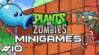 plants vs zombies mini games part 10 pvz sunday hd let s play