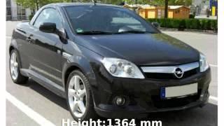 2004 Opel Tigra 1.4 TwinTop - Exhaust Acceleration Specs Transmission Release Date Info