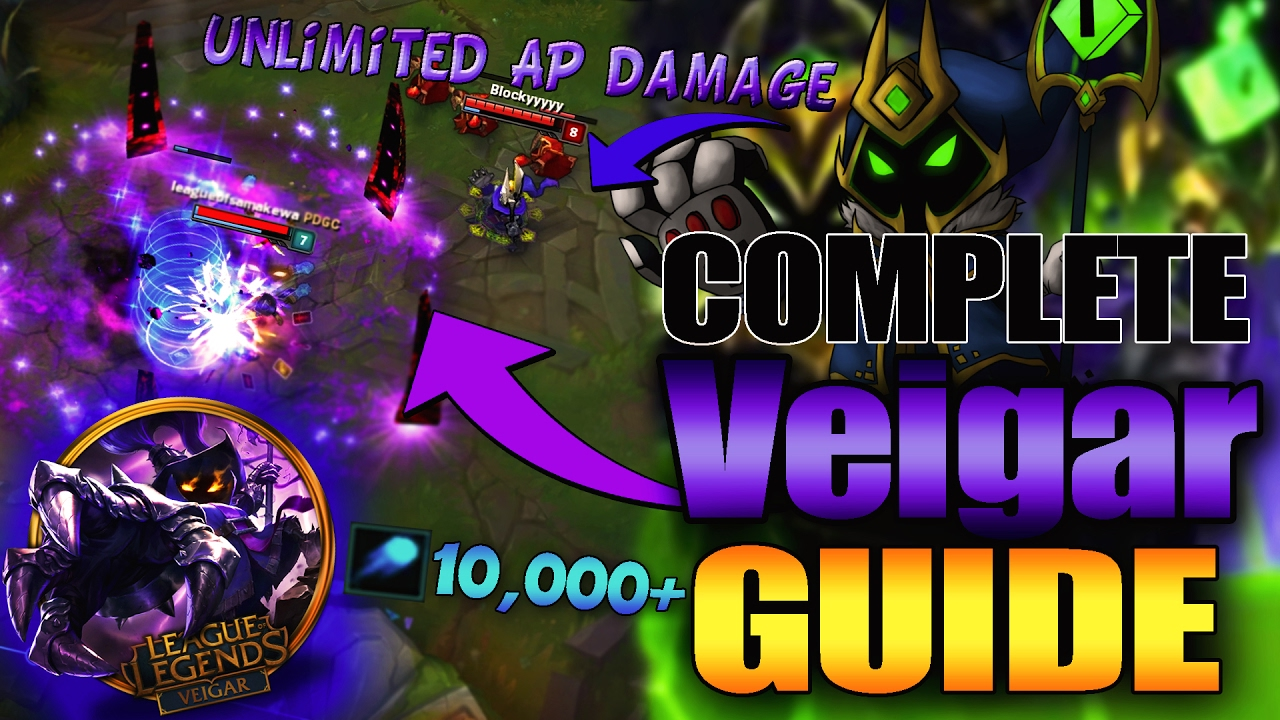 Veigar Full Guide Best Builds Best Combos Best Strategies And