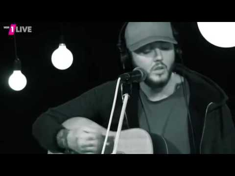 Thumbnail: James Arthur - When we were young (Adele cover) live acoustic session