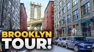 Walking NYC : Downtown Brooklyn, Brooklyn Heights, Brooklyn Bridge Park \u0026 DUMBO (May 2021)