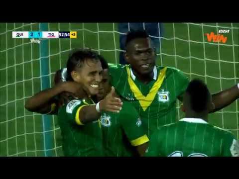 Quindío vs. Tigres (3-1) | Torneo Aguila 2019 | Fecha 10