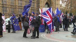 Брексит: переждать праздники