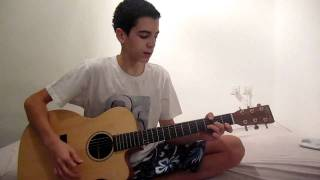 Avril Lavigne - Complicated Acoustic Cover (Yakir Inal)