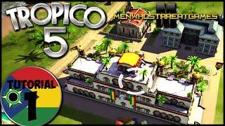 Tropico 5 - PS4: Tutorial Part 1