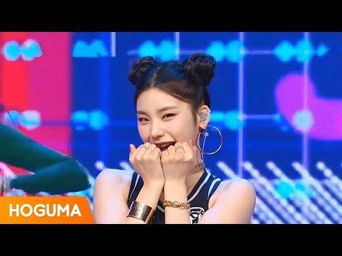 ITZY (있지) – 달라달라 (DALLA DALLA) 교차편집 (stage mix)