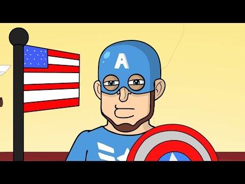 Captain America's Biggest