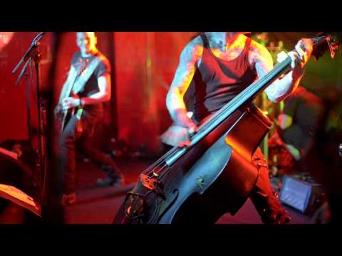 Rampires - Vampires Warehouse ( Live @ Triptychon --  Münster 2013) Official Video HD