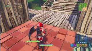 Dhz Dean geting the solo win in fortnite (Dhz clan)