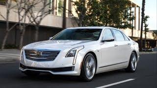 Cadillac CT6 2018 Car Review