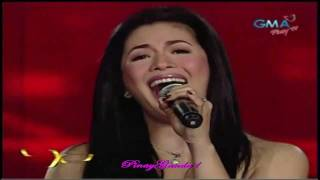 Watch Regine Velasquez What About Love video