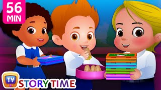 kids hindi stories with moral