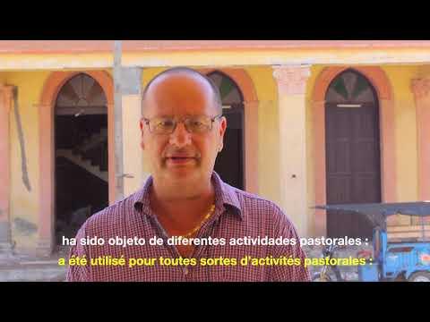 Refonte de la Casa Vieja - Mission Placetas Cuba