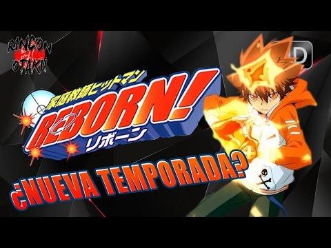 Katekyo Hitman Reborn ¿Segunda Temporada? | Rincón Otaku