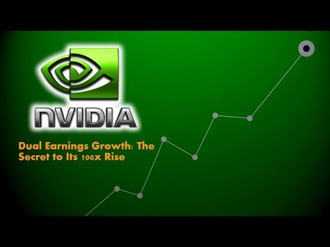 NVDA's Secret to 100x Returns: Dual Earnings Growth