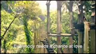 HQ Nicole Scherzinger Try With Me MV Lyrics On Screen