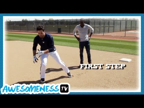 How To Steal A Base with MVP Ryan Braun - How To Be Awesome Ep. 4