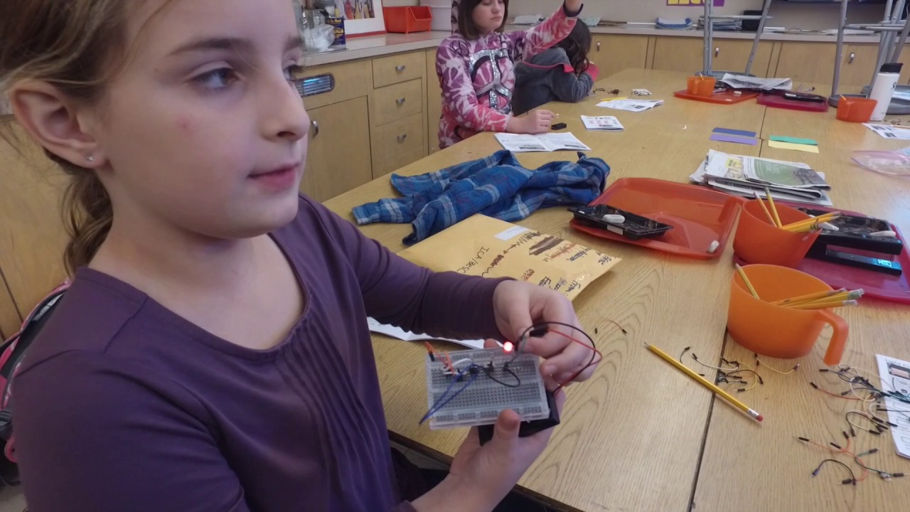 Elementary Electrical Engineering After School By Eg Robotics Grieteeeprojects11 Control Of Appliances Using Remote