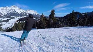 Carving Todsünde: Zinnsoldat | Skifahren lernen