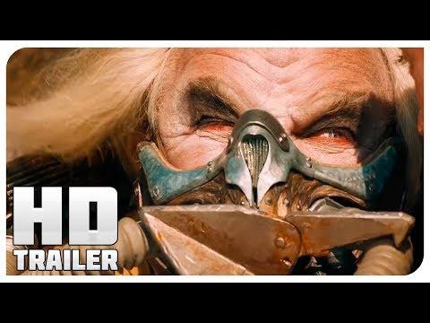 Смерть несмертного Джо - Безумный Макс: Дорога ярости (2015) - Момент из фильма