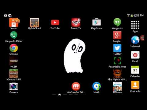 How to get free undertale live wallpapers for android