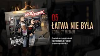 05. Nocny Kochanek - Łatwa Nie Była (oficjalny odsłuch albumu) thumbnail