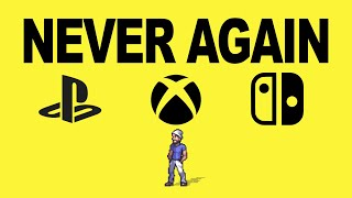 Nintendo, PS4, & Xbox games gone FOREVER