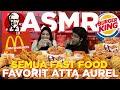 ASMR - AUREL Ngidam Semua FAST FOOD 😳