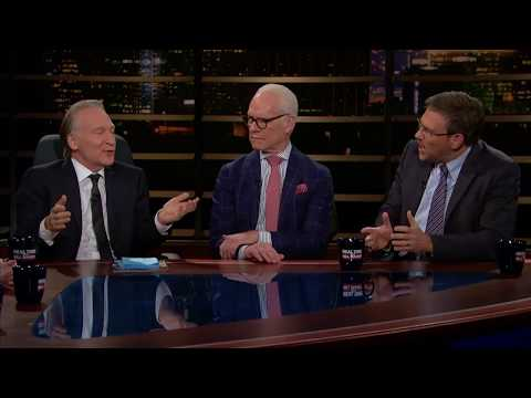 J Edgar Hoover, Chelsea Manning, PC Colleges   Overtime with Bill Maher HBO