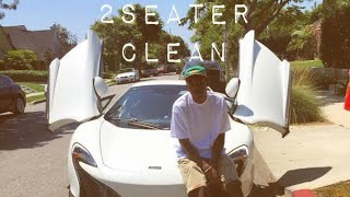 Watch Tyler The Creator 2seater feat Aaron Shaw Samantha Nelson  Austin Feinstein Of Slow Hollows video