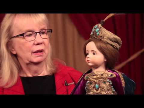 """Forever Young"" Part 1 - Antique Dolls & Rare Albert Marque - January 9, 2016 Auction"
