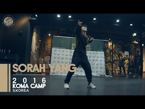 Sorah Yang | 16 - Tracy T ft.  Meek Mill | KOMA CAMP 2016