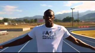Usain bolt movie trailer 2012