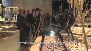 Итальянская мебель, светильники, аксессуары Kartell выставка iSaloni 2014 Милан Иркутск