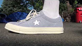 a8e25e5b907181 CONVERSE CONS ONE STAR PRO SPECKLED SUEDE MID TOP Unisex ...