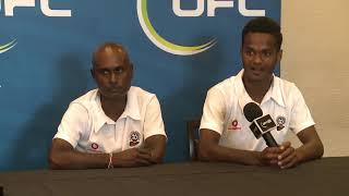 2018 OFC U-16 CHAMPIONSHIP SEMI FINAL - Solomon Islands v Fiji  |  Pre-Match Press Conference
