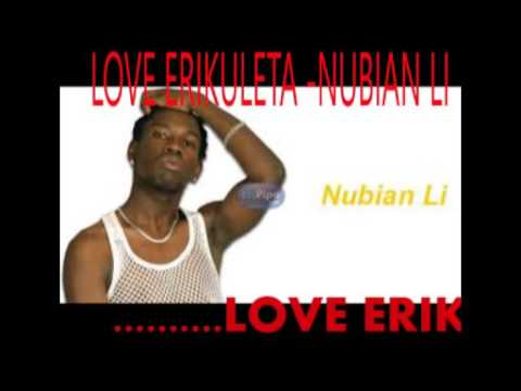LOVE ERIKULEETA - NUBIAN LI thumbnail