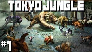 Tokyo Jungle (with Danielle): Clean Kill! - Part 1