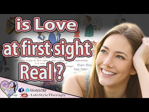 Is love at first sight real ? or is it just a myth ? | animated video
