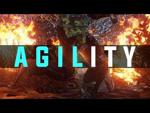 Rust - SPEED & AGILITY (Rust Raiding & PvP Highlights)