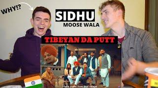 Download song SIDHU MOOSE WALA - TIBEYAN DA PUTT (Official Video) | GILLTYYY REACT