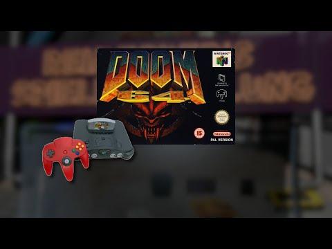 Gameplay : Doom 64 [Nintendo 64]