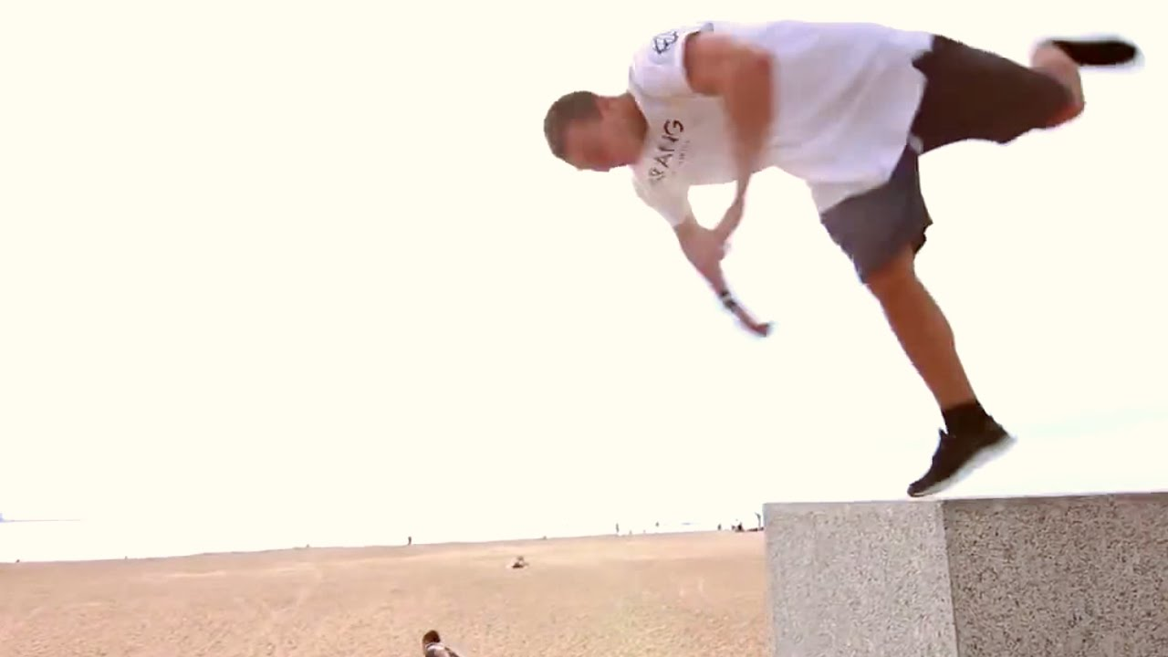 Incredible Parkour & Freerunning 2015