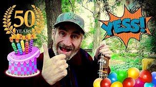 Мне сегодня 50 лет!!! (Юбилей Вито Рэмбозо)